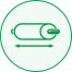 Flexonyomógépek, tekercsvágók, laminálók gyártása | Kaschierbreite