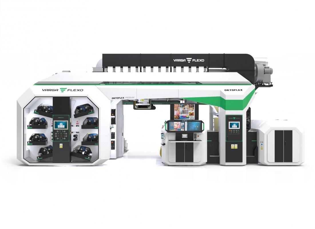 Flexonyomógépek, tekercsvágók, laminálók gyártása | Vorteile