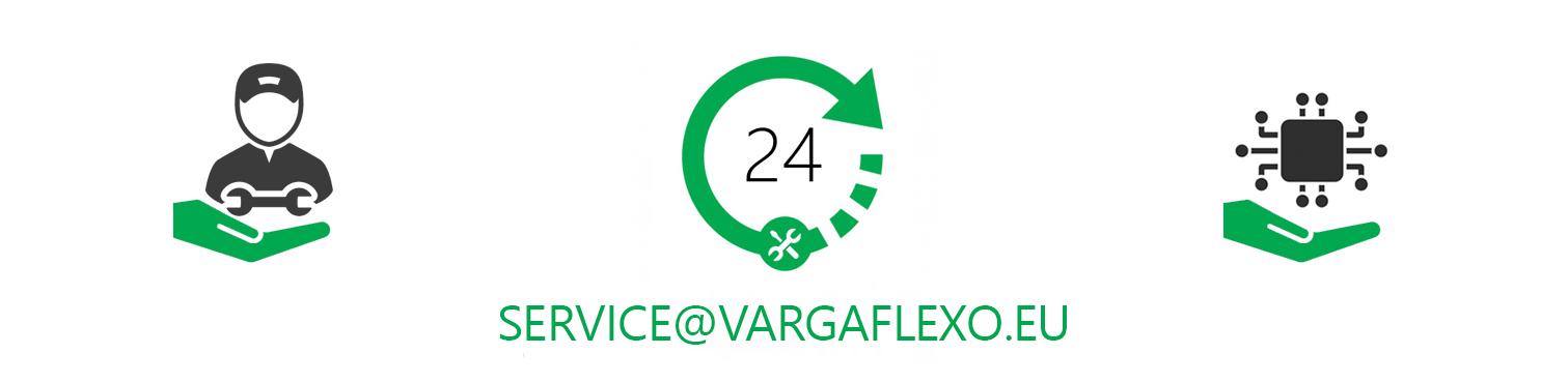 Flexonyomógépek, tekercsvágók, laminálók gyártása | Service