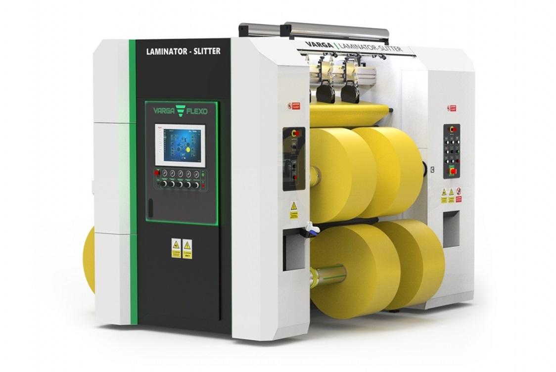 Flexonyomógépek, tekercsvágók, laminálók gyártása | Tekercsvágás