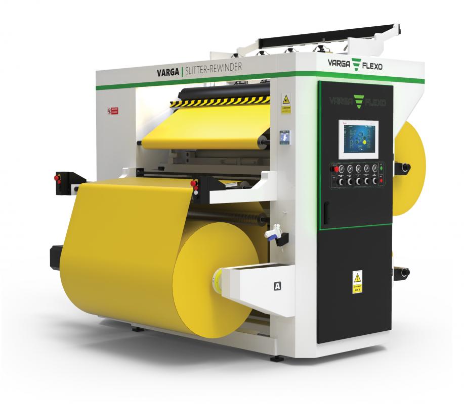 Flexonyomógépek, tekercsvágók, laminálók gyártása | Hatékony tekercsvágás