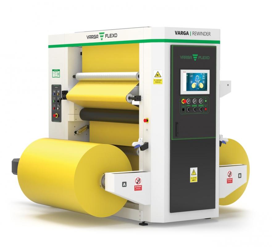 Flexonyomógépek, tekercsvágók, laminálók gyártása   Varietate de Extindere