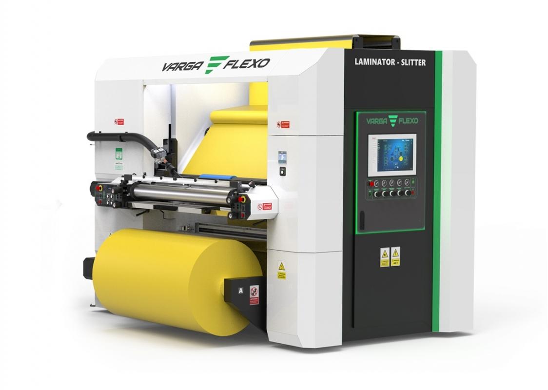 Flexonyomógépek, tekercsvágók, laminálók gyártása   Laminating