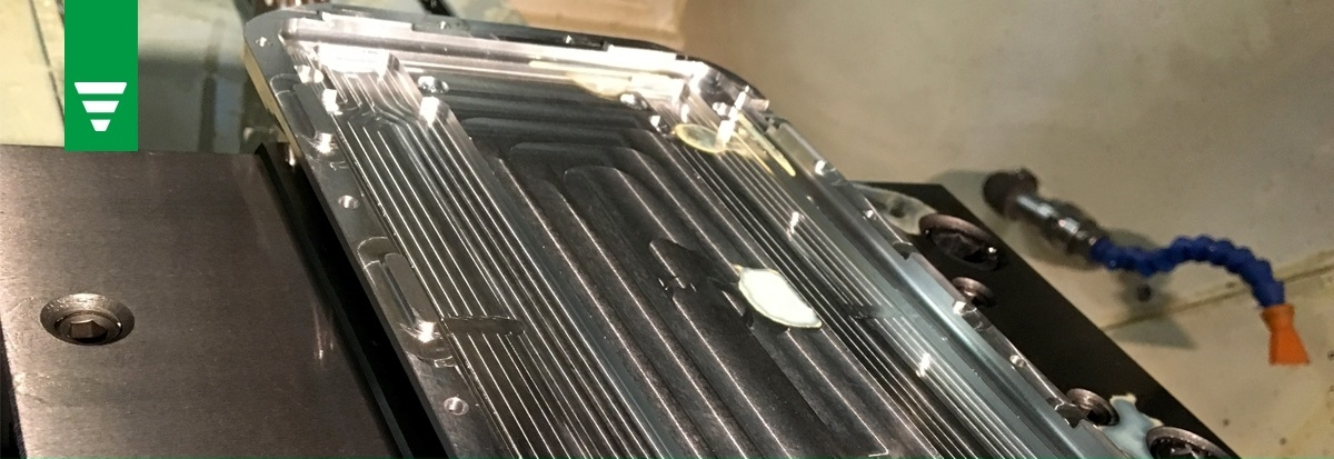 CNC forgácsoló